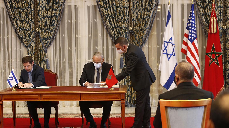 150 İsrail Şirketi Fas'ta Yatırıma Hazırlanıyor