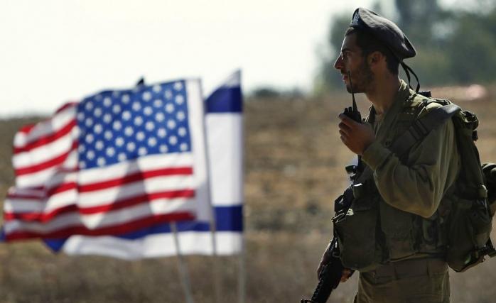 ABD'nin İsrail'e Askeri Yardımı Askıda