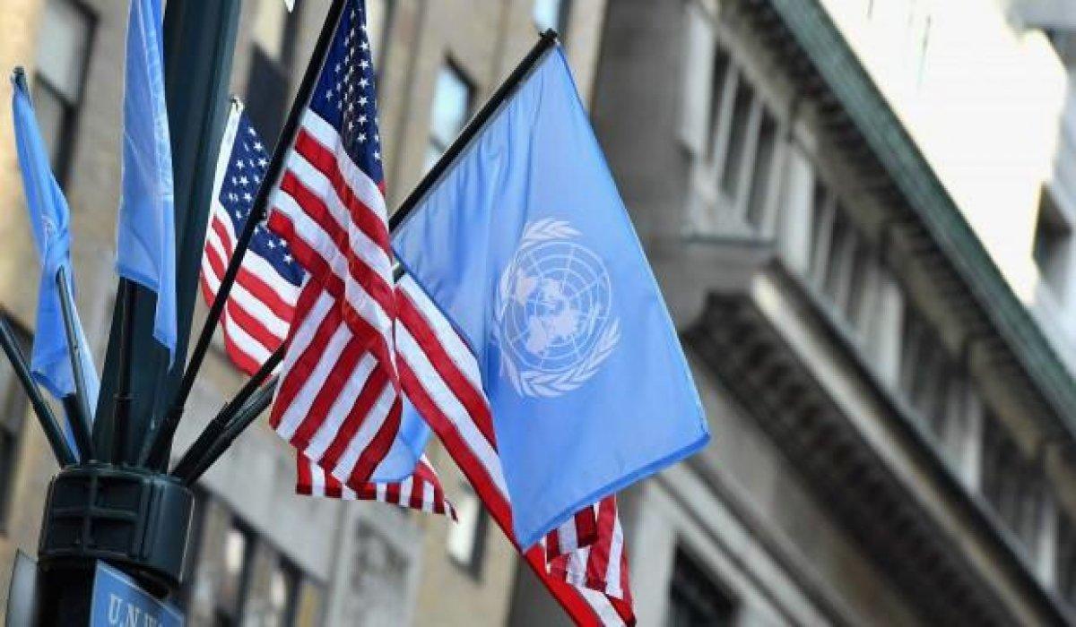 ABD ve BM'den Taliban Çıkışı