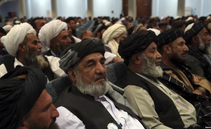Afgan Kabilelerden ABD İşgaline Ret