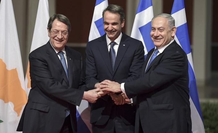 Akdeniz'de Yeni Bir Anlaşma ve Yeni Şer Ekseni