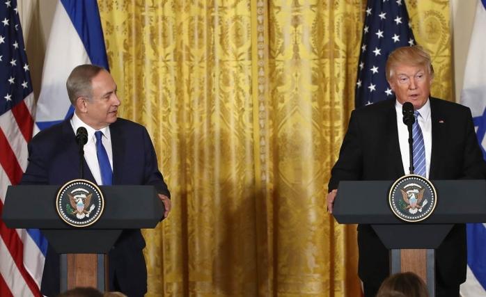 Amerika ve İsrail, İran'a Karşı Arap İttifakı Peşinde