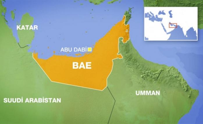 BAE, İranlıları Tutukladıkları İddiasını Reddeti