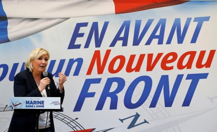 BAE'nin Le Pen Desteği Fransa'da Soruşturma Konusu Oldu