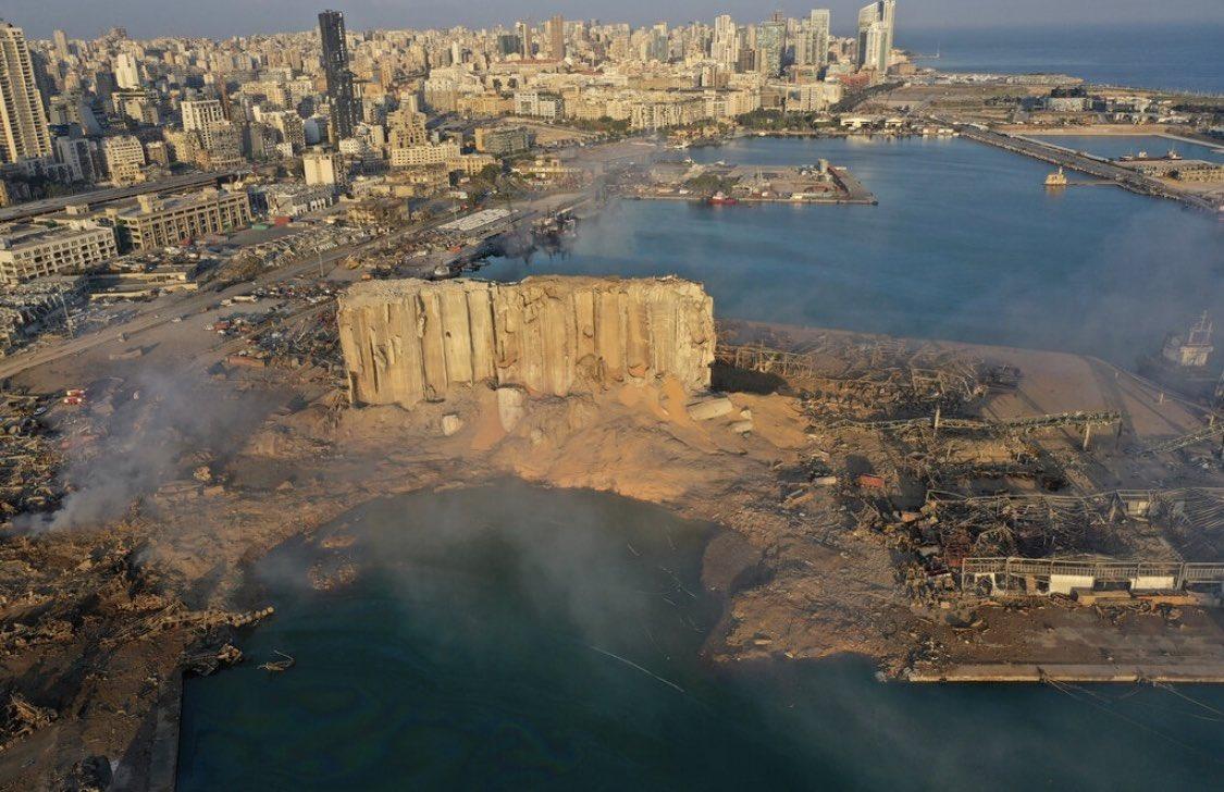 Beyrut Limanı Dosyası