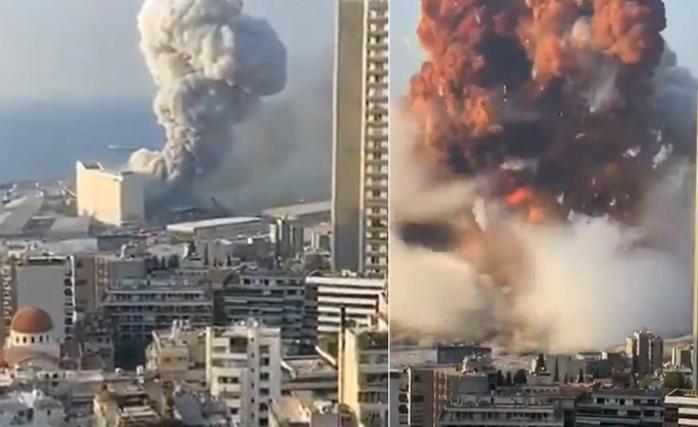 Beyrut Limanı Patlamasının Sebebi Kaynak Makinesi