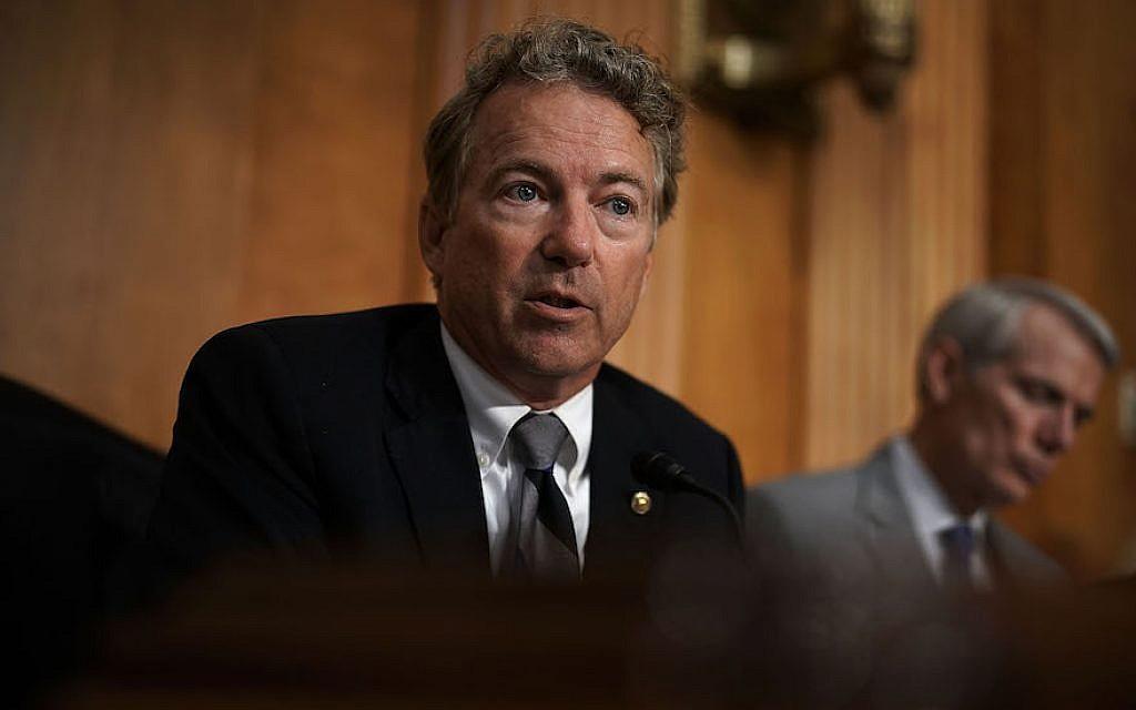 Cumhuriyetçi Senatörden İsrail'e Engel