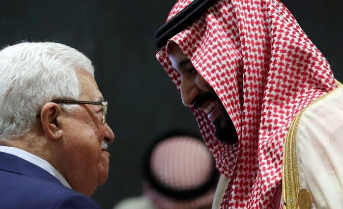Filistin'e Yüzyılın Anlaşması Baskısı