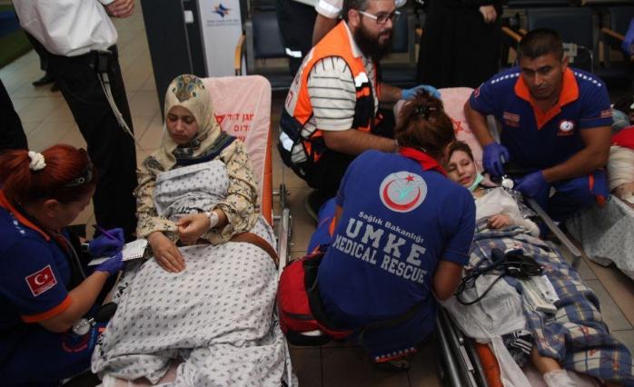 Filistinli Hastalar Mısır VE Ürdün'e