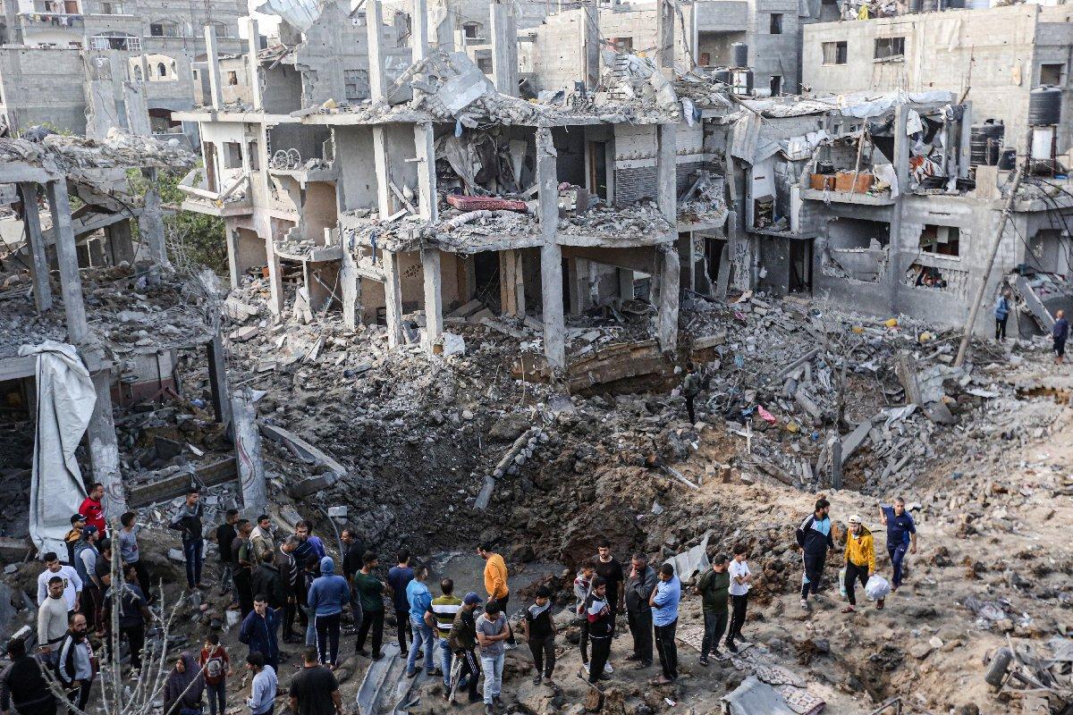 Gazze'deki Zararın Bilançosu Açıklandı