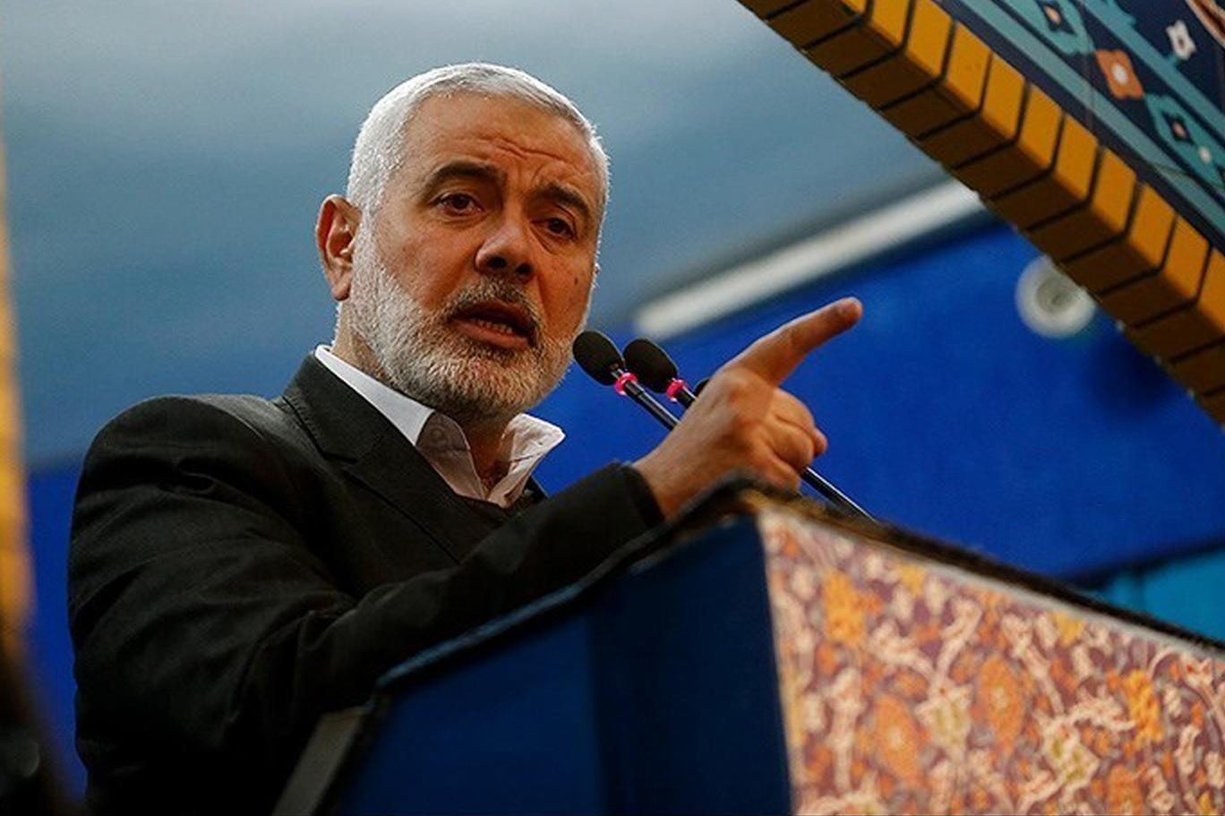 HAMAS Lideri İran'a Gidiyor