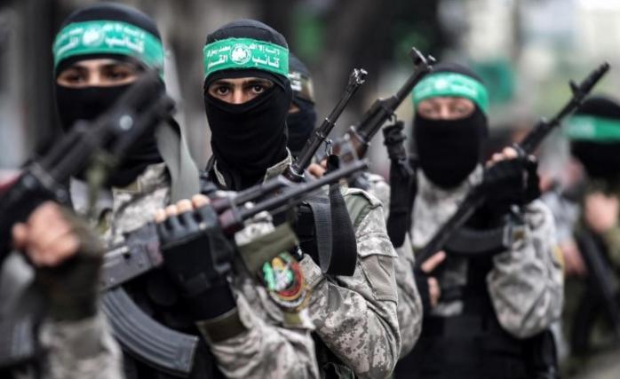 Hamas'tan Güney Afri̇ka'ya  Teşekkür