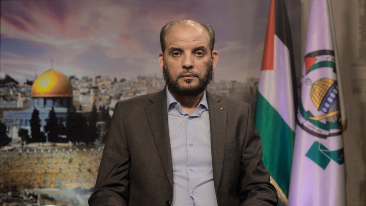 HAMAS'tan İsrail'e Gözdağı