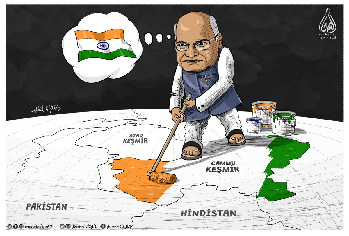 Hindistan'ın İsrail'e Benzeme Gayreti