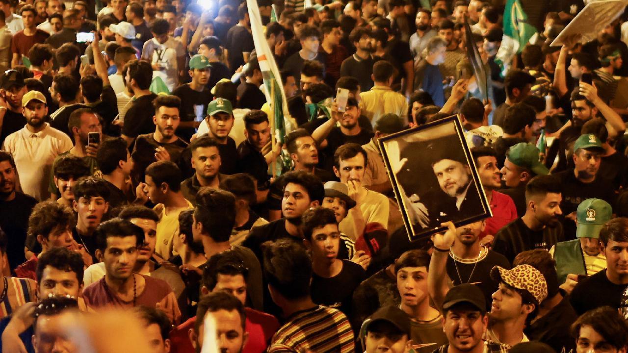 Irak'ta Seçim Kaos Doğurdu