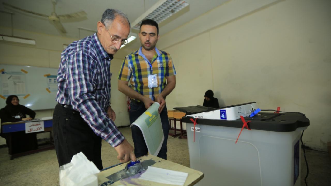 Irak'ta Seçim Tamamlandı