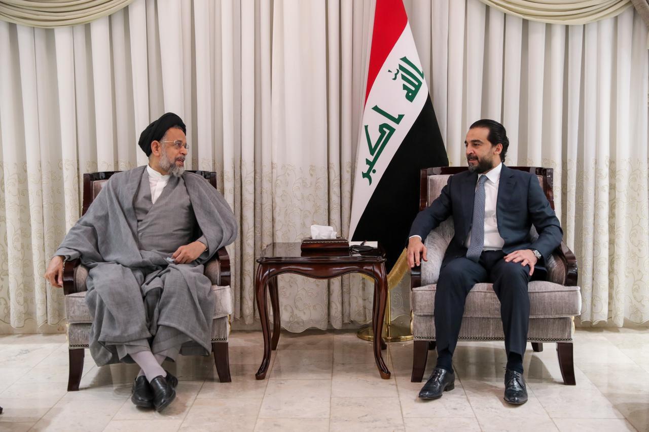 İran İstihbarat Bakanı Irak'ta