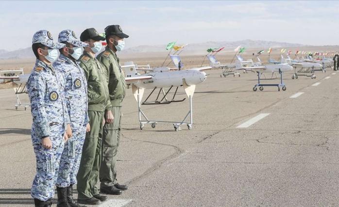 İran Ordusundan Dev Tatbikat