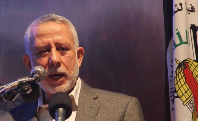 İslami Cihad'dan Filistin Toprakları Tanımı