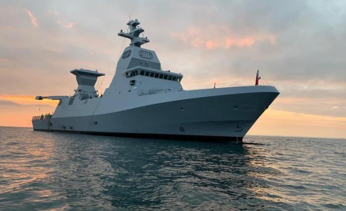 İsrail Almanya'dan Füze Taşıyıcı Gemi Aldı