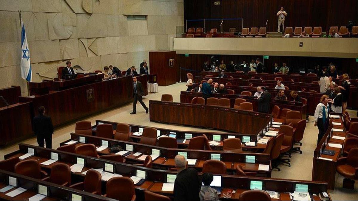 İsrail Bütçesinde İran Talebi