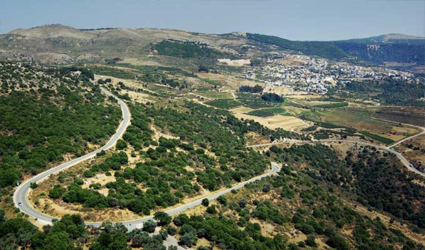 İsrail'den Golan Tepeleri Hamlesi