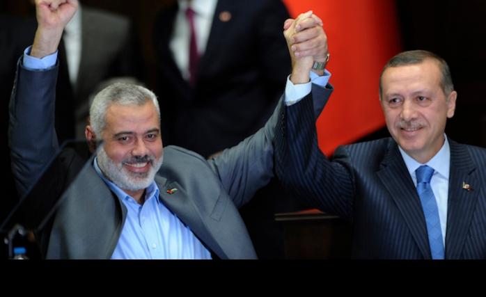 İsrail'e Karşı Türkiye Tehdidi Giderek Artıyor