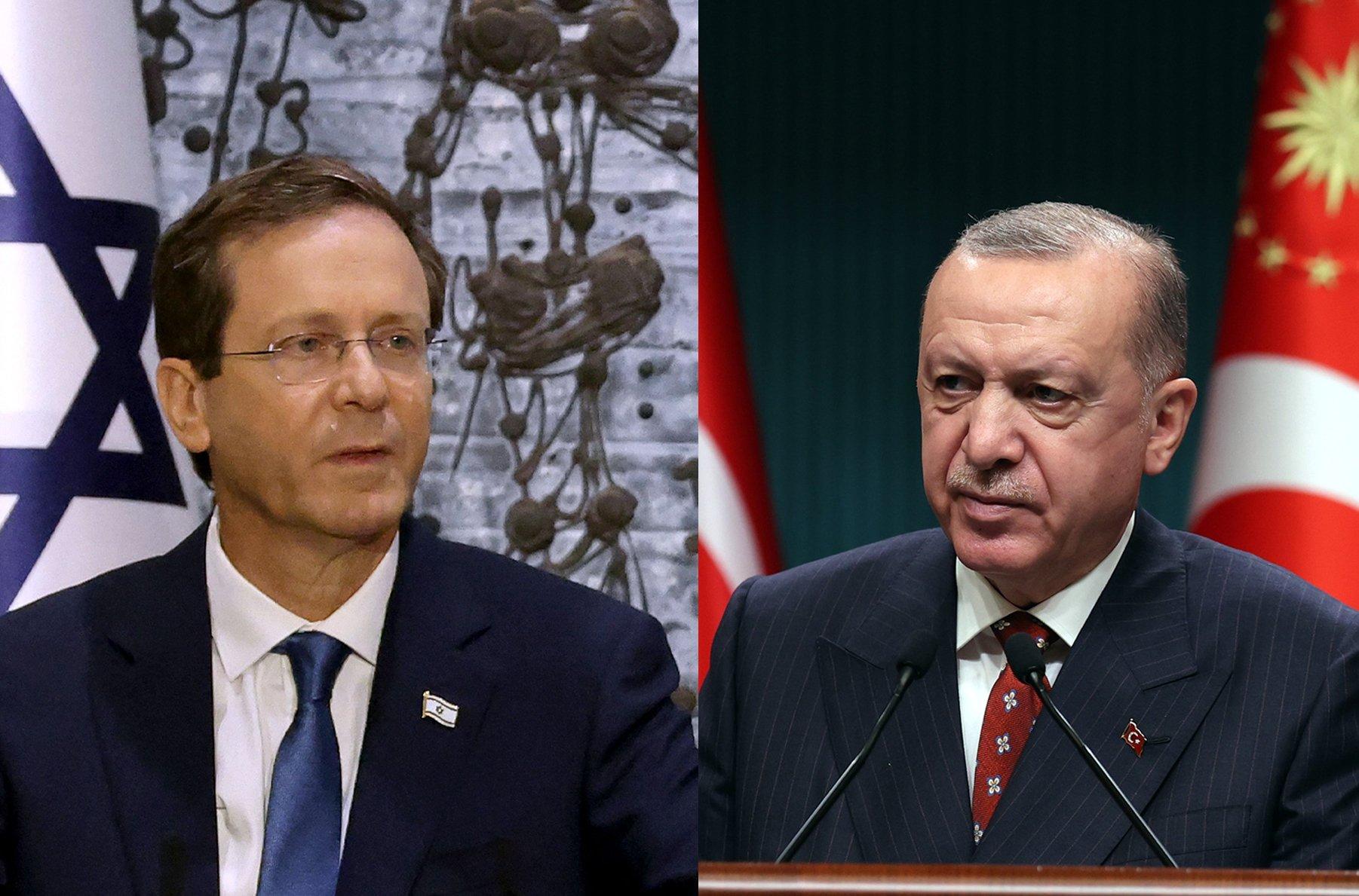 İsrail Gazetesi'nden Erdoğan İddiası