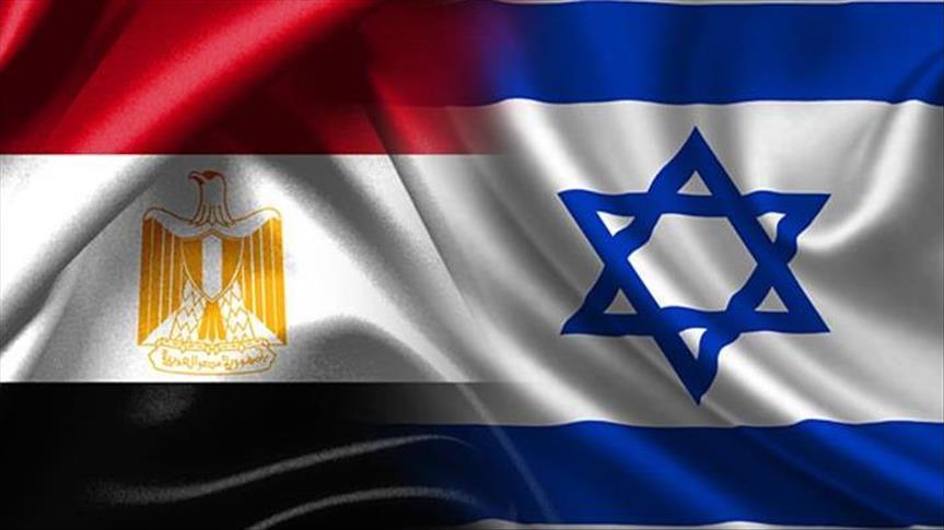 İsrail Heyeti Mısır'da