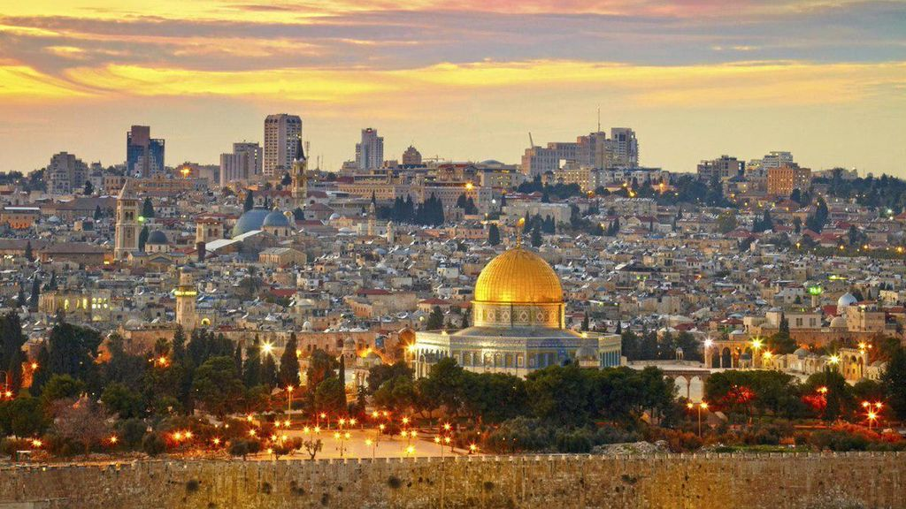 İsrail'in Yeni Kudüs Planı