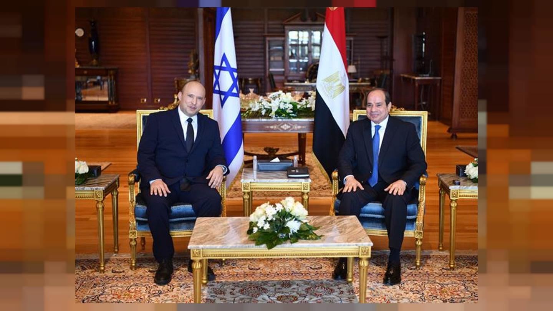 İsrail ve Mısır Yeniden Bir Arada