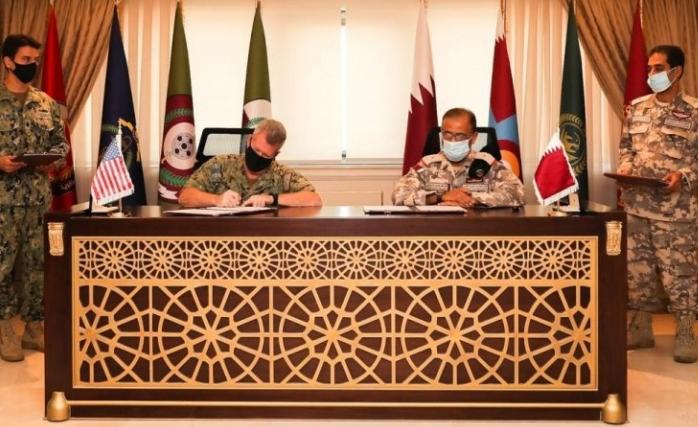 Katar ve ABD Arasında Askeri Anlaşma
