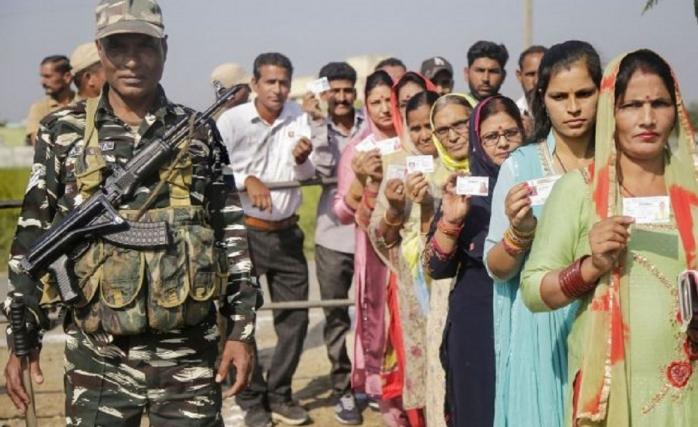 Keşmir'de Seçimi Yerel İttifak Kazandı