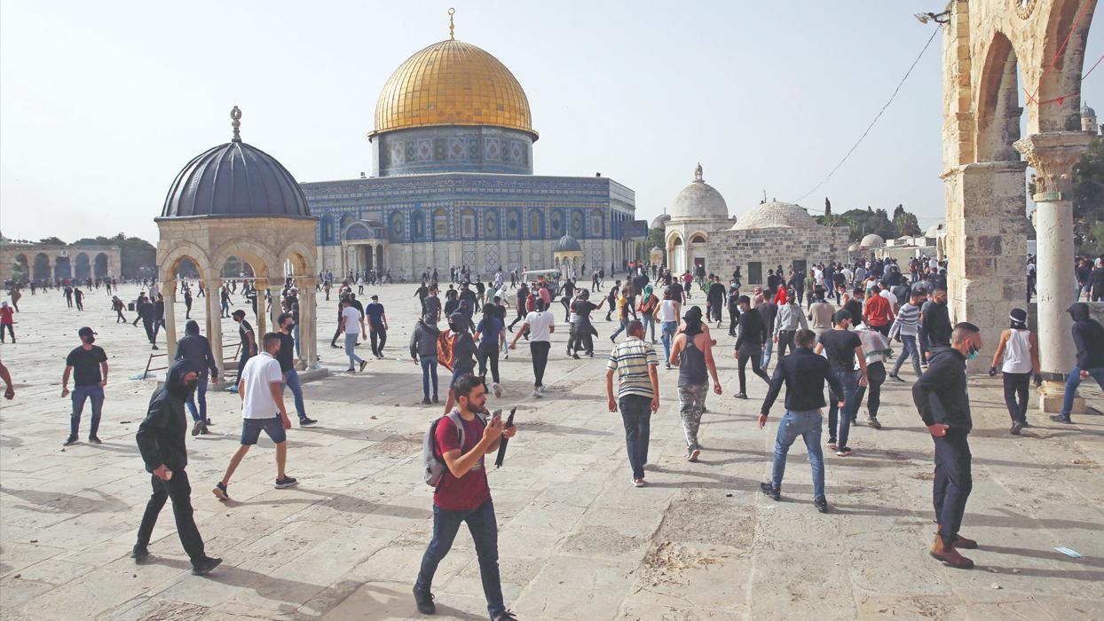 Kudüs ve Batı Şeria'da Gerilim
