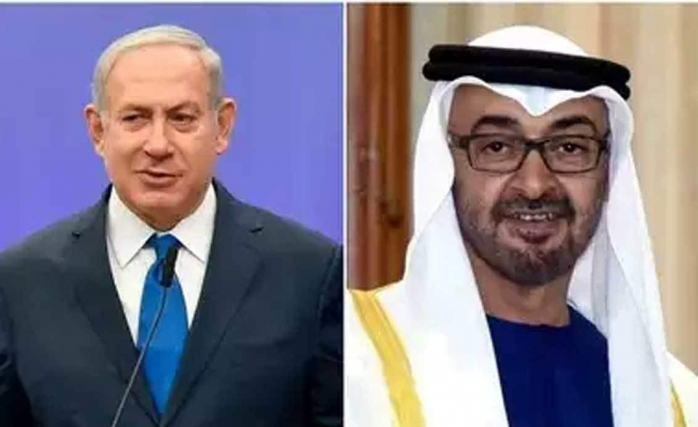 Le Monde: BAE İsrail'le Askeri İşbirliği Peşinde