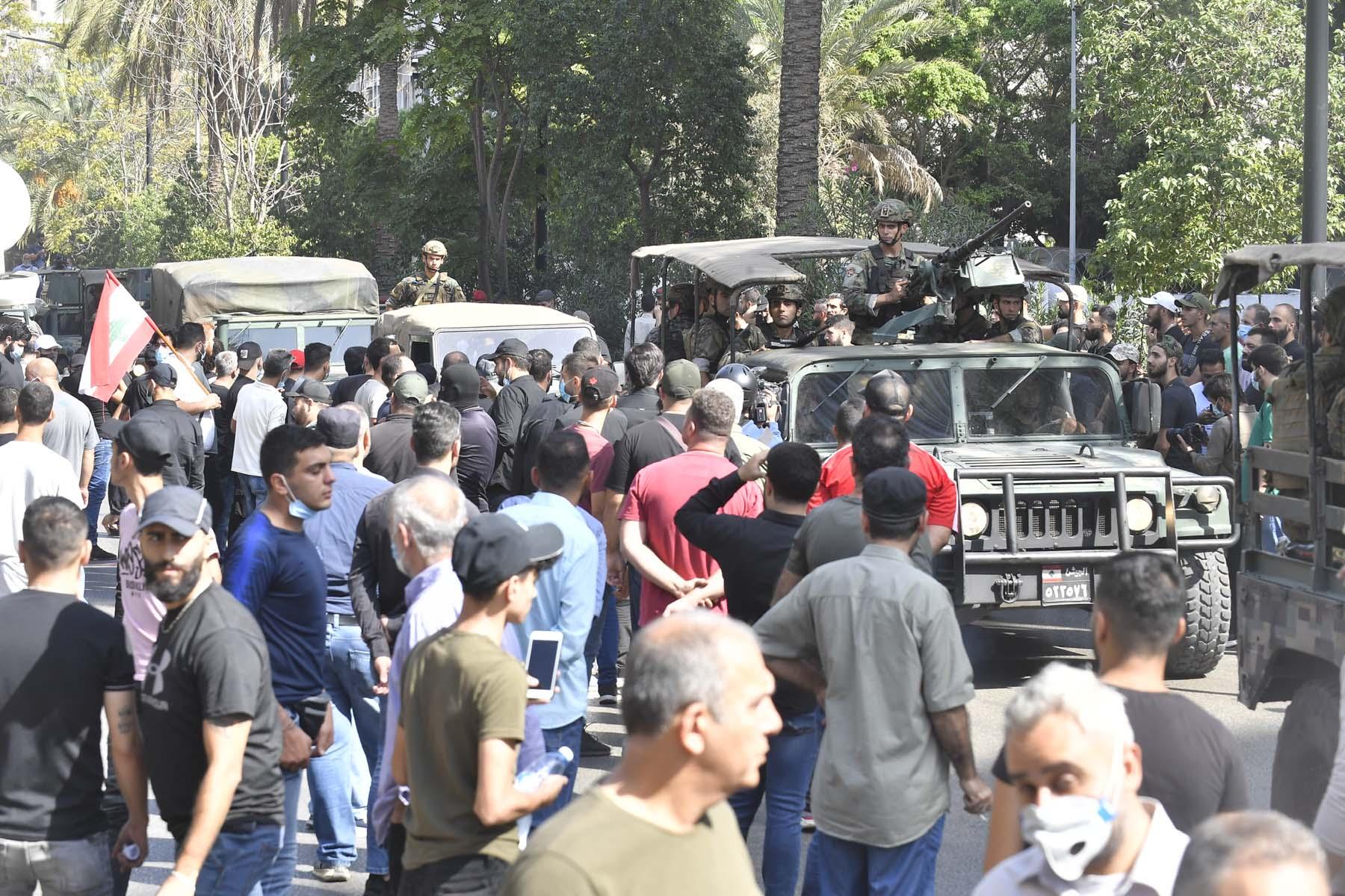 Lübnan'da İç Savaş Tahriki