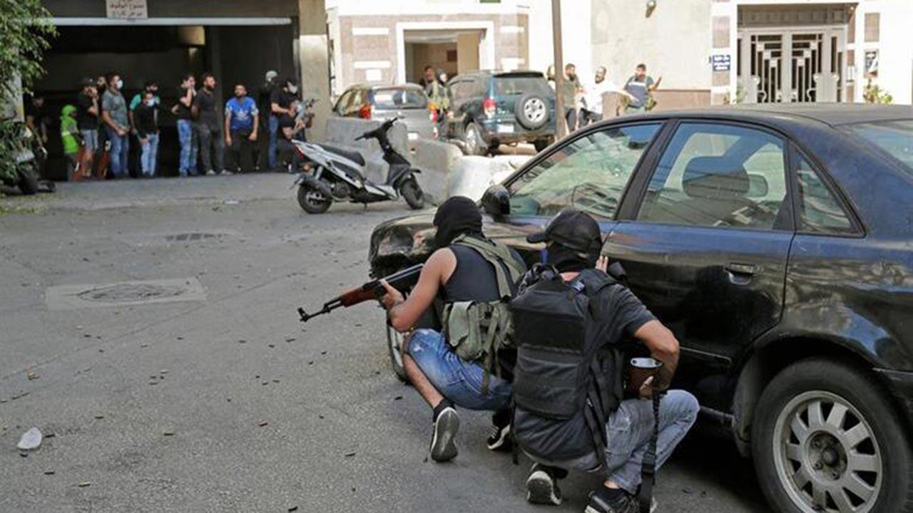 Lübnan'da Terör Saldırısı