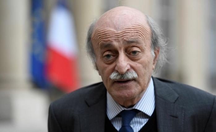 Lübnan Dürzi Partisi Askeri Tatbikat Düzenledi