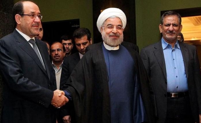 Maliki: Teröre Karşı Tek Destekçimiz İran Oldu