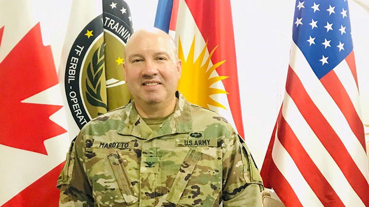 Marotto: Irak Başbakanı İsterse Çekiliriz
