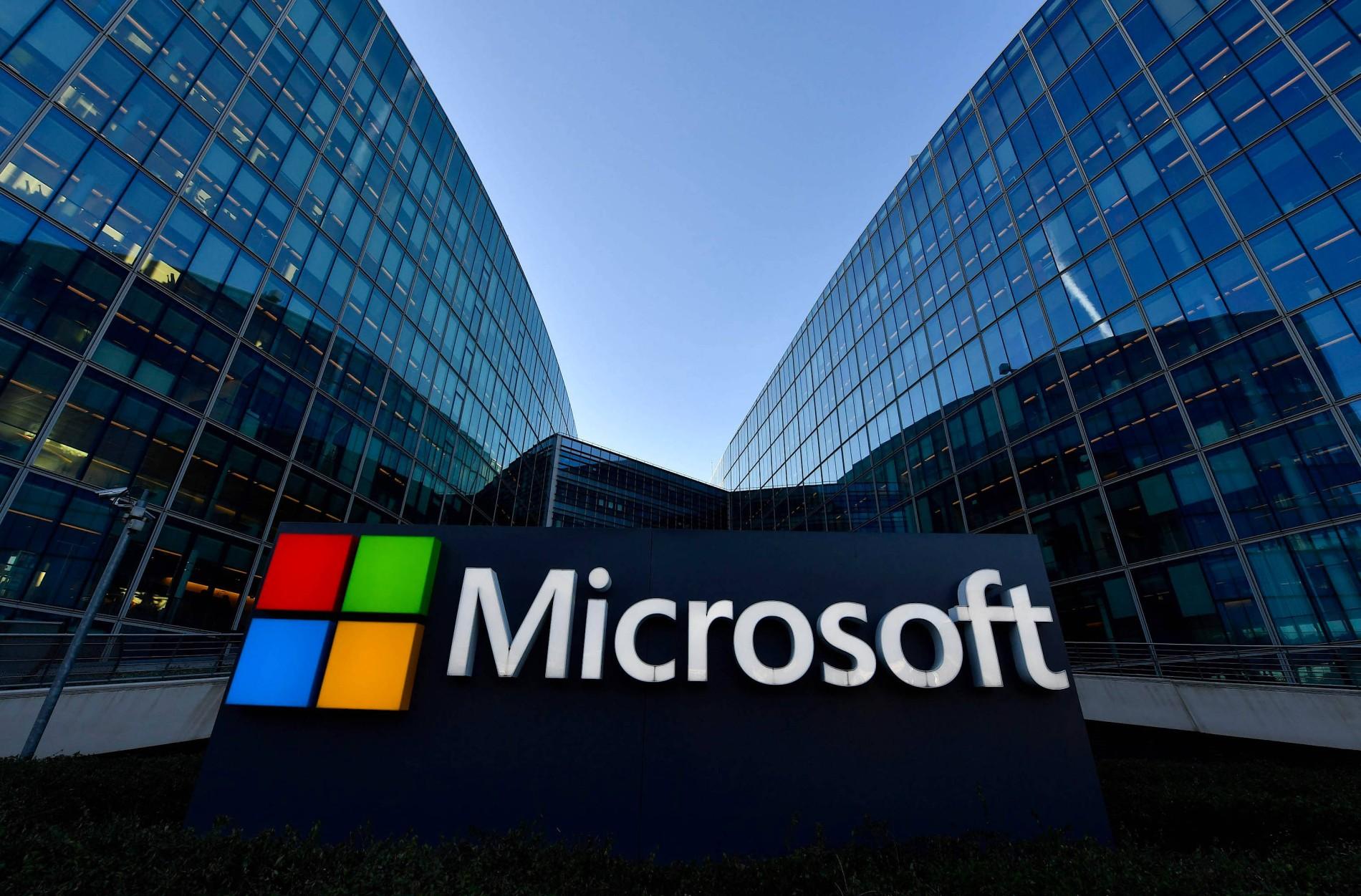 Microsoft'tan İran Açıklaması