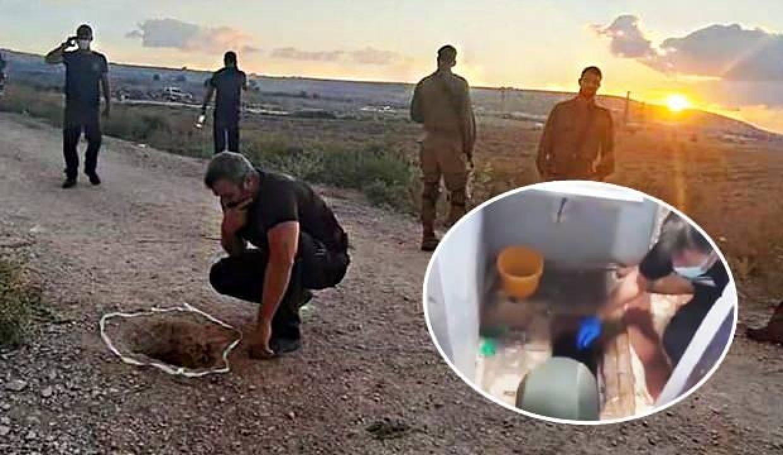 """""""Bu İsrail Hapishanesinden İlk Kaçış Değil"""""""