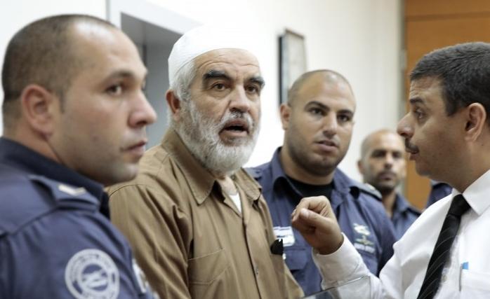 Raid Salah'ın Avukatı da Tutuklandı