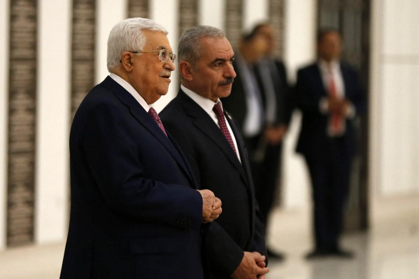 Ramallah'tan Filistin'e Yeni İhanet