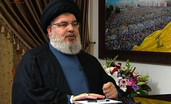 Seyyid Nasrallah'ın Tarihi Röportajı (1)