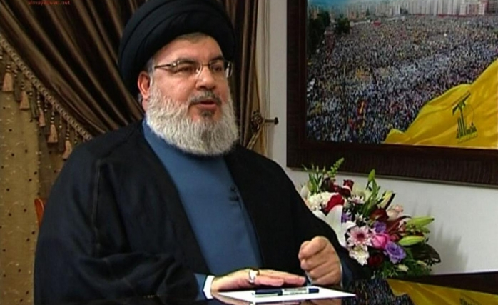 Seyyid Nasrallah'ın Tarihi Röportajı (2)