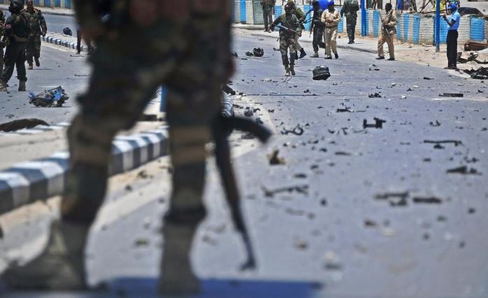 Somali'de Bir CIA Ajanı Öldürüldü İddiası
