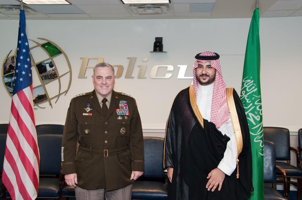 Suudi Prens'ten Dikkat Çeken ABD Ziyareti