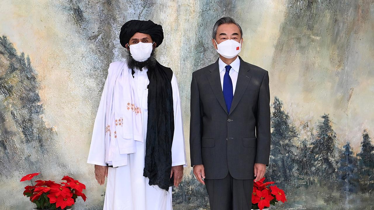 Taliban'dan Çin'e Ziyaret