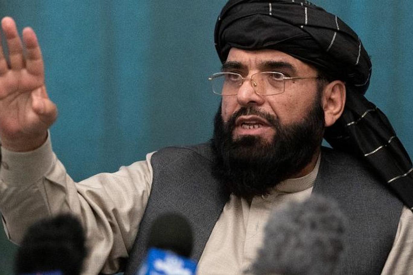 Taliban Sözcüsü: Mevcut Hükümet Geçici